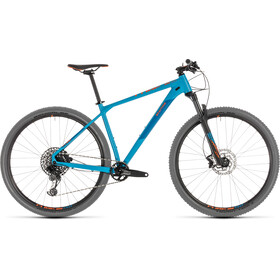 Cube Reaction Race MTB Hardtail blu
